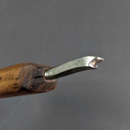 restored vintage waist iron