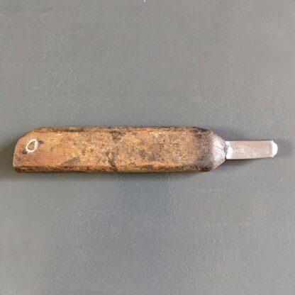 waist iron for shoe making