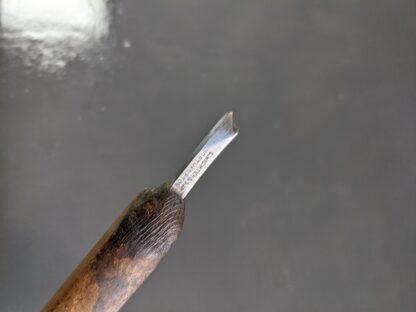 curve on a waist iron