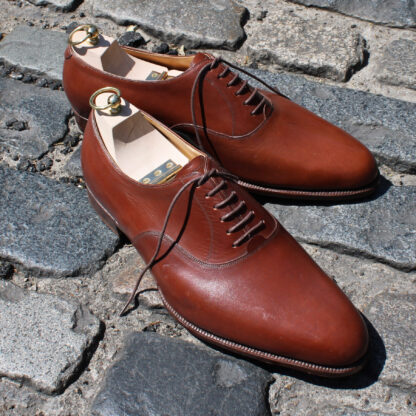 Carreducker bespoke Oxford shoes